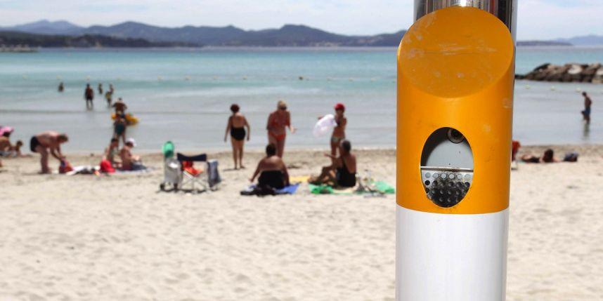 La 1ere plage sans tabac de Corse ! Casa di Lume