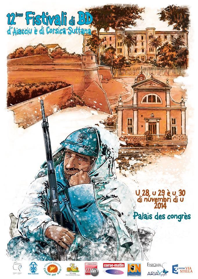 Festival de la BD Ajaccio 2014