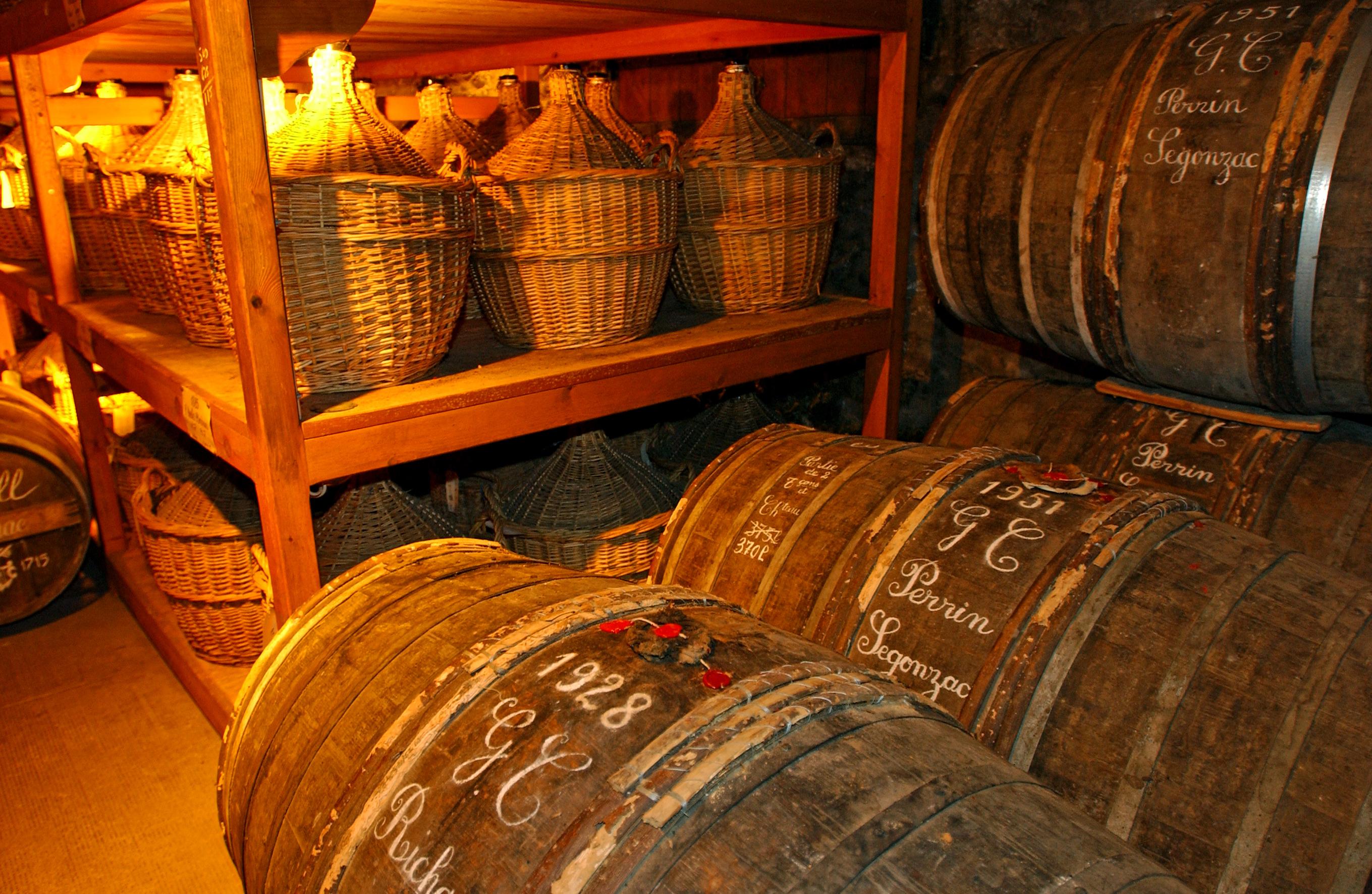 Le Cognac ©OT Angoulême Cognac