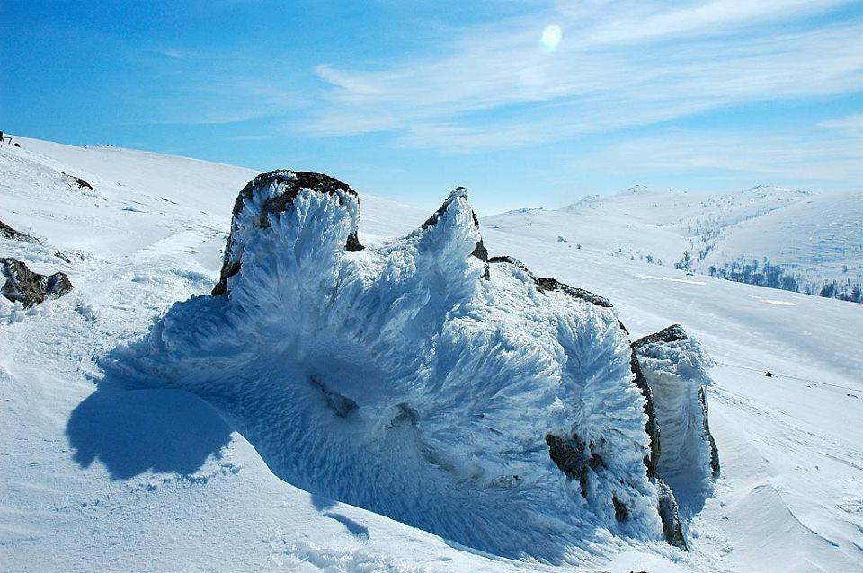 La neige en Corse CC Corsicamore.fr