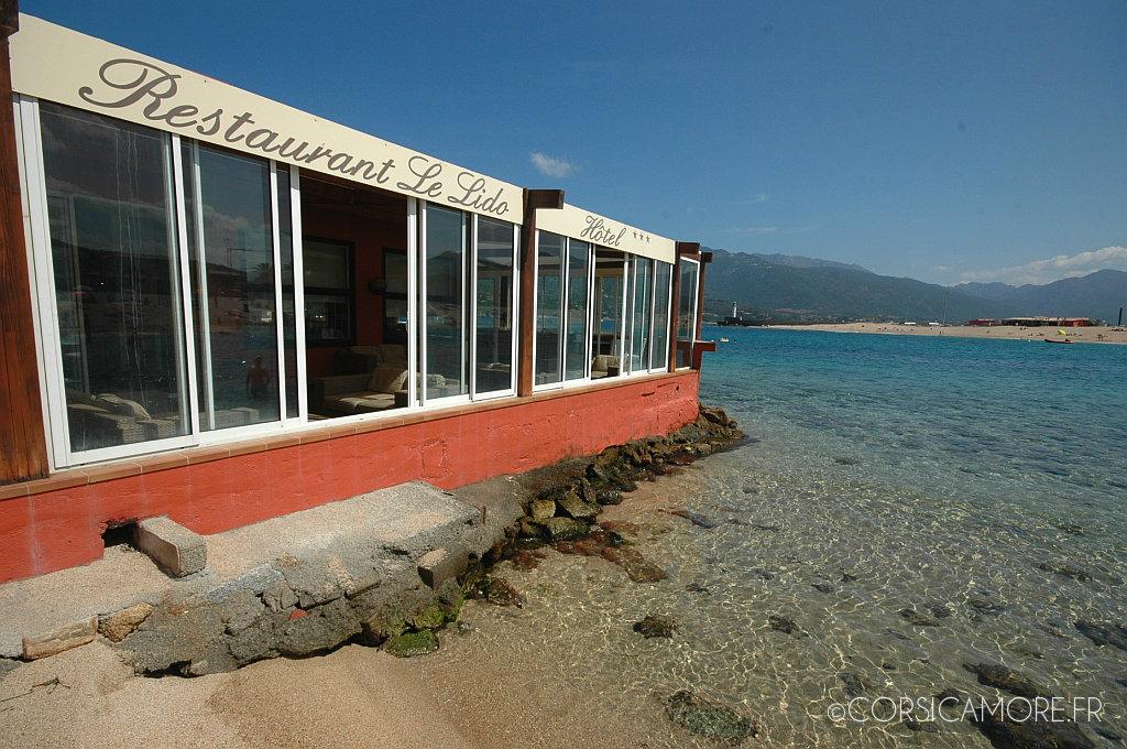 Restaurant Le Lido à Propriano