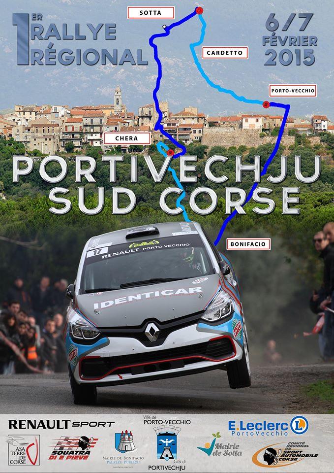 1er rallye PortiVechju