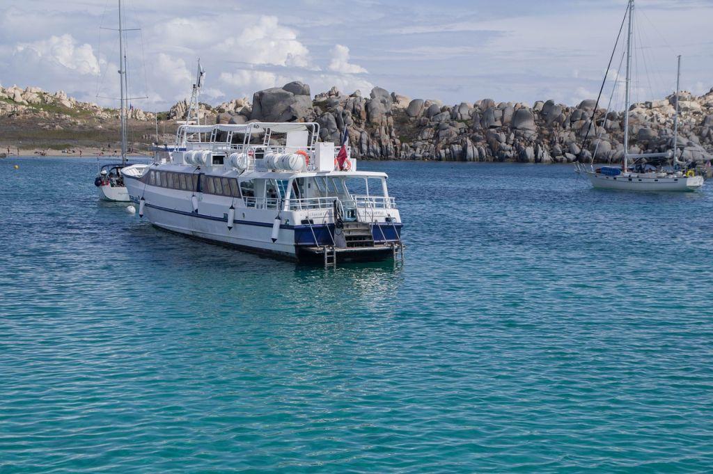Promenades en mer - Ile Lavezzi