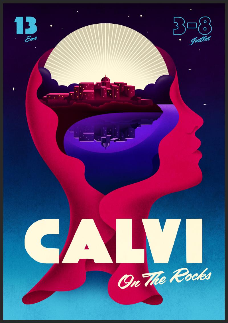L'affiche 2015 par La Boca