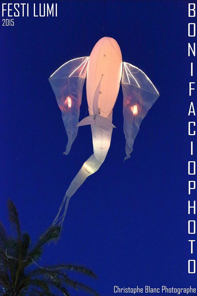 Festi Lumi, Bonifacio s'illumine
