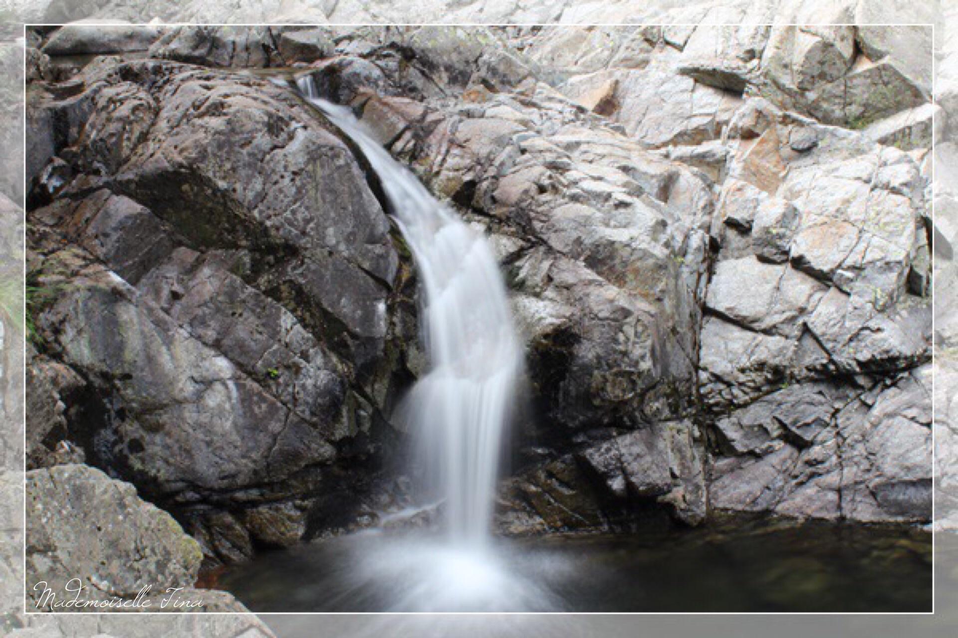 La cascade des anglais - Vizzavona