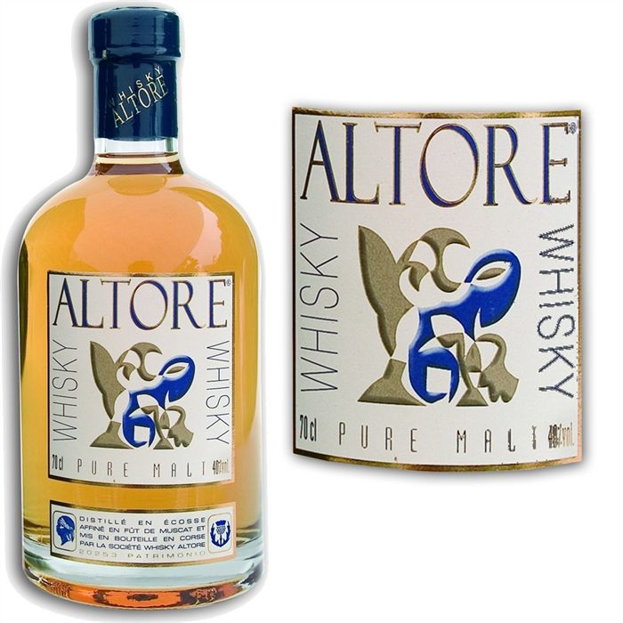 cc photo la table corse - whisky altore