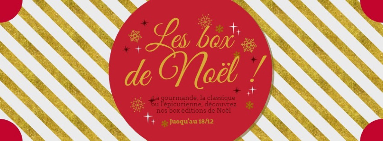Box de Noel Corse ( photo Corsican Box)
