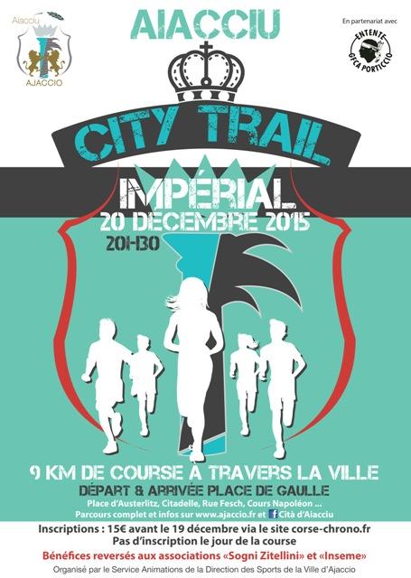 CityTrail Impérial 2015