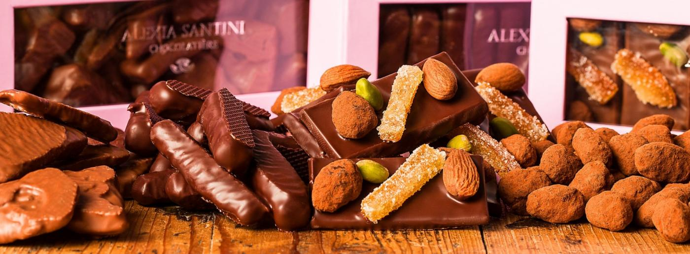 Chocolat d'Alexia Santini