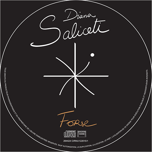 Forse, CD de Diana Saliceti