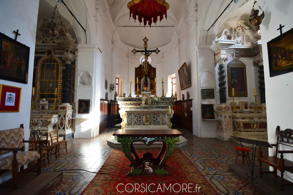 Les églises de Calvi