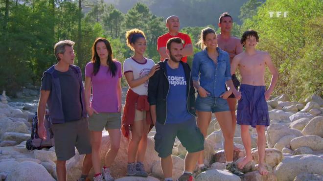 Camping Paradis en Corse ( image TF1)