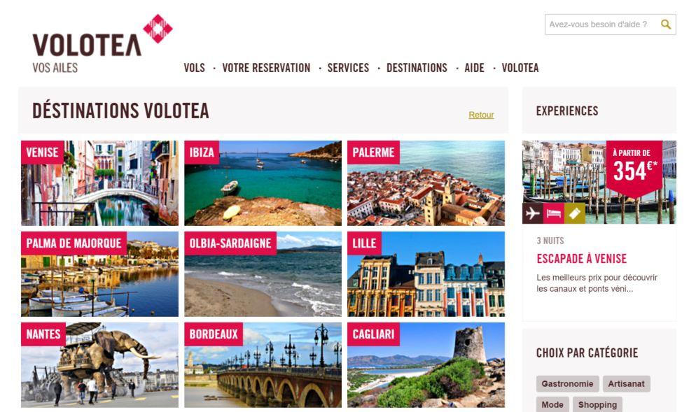 Volotea, la solution économique pour les courts séjours en Corse