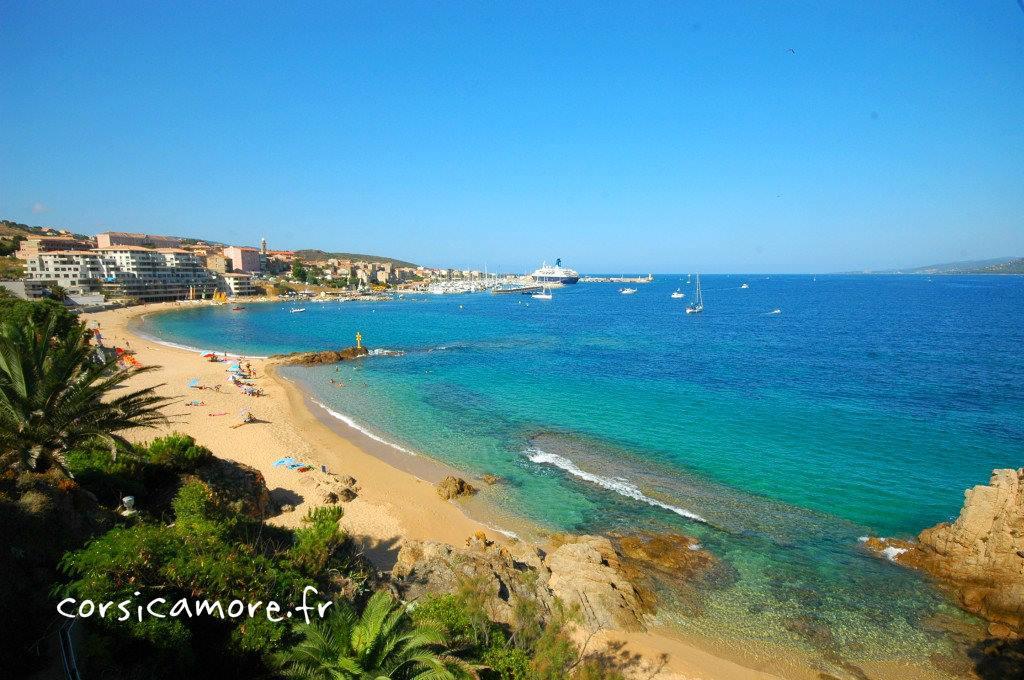 Juillet en Corse à Propriano