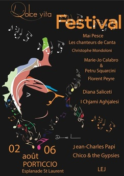 Festival Dolce Vita à Porticcio