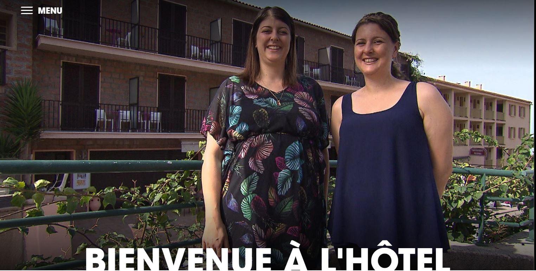 Bienvenue à l'hôtel La Brise de Mer à Porto