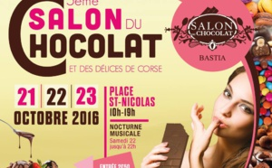 5 eme salon du chocolat à Bastia