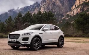 Jaguar choisi la Corse pour son nouveau modèle E Pace