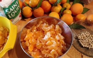 Confiture de clémentine ou mandarine corse