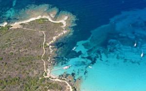 Les plus beaux mouillages en Haute Corse