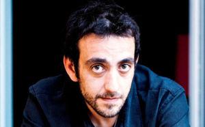 Jerome Ferrari reçoit le prix Goncourt 2012