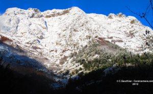 Les visages de l'hiver en Corse.