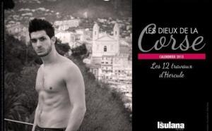 """Calendrier """" Les Dieux de la Corse"""""""