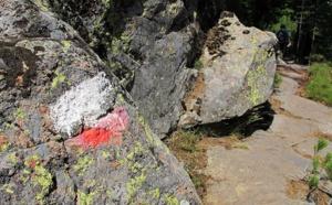 Le gr 20, la star de la montagne en Corse