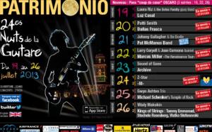 Les 23eme nuits de la guitares à Patrimonio