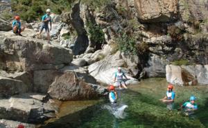 Le tour des sites de canyoning en Corse...ça vous tente ?