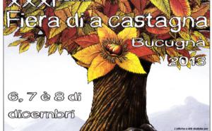 31 eme Foire de la chataigne de Bocognano - A Fiera di A Castagna