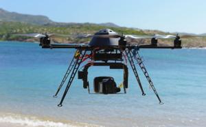 La Corse vue d'un drône