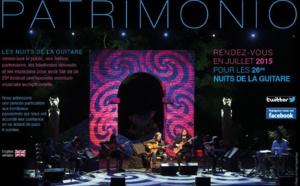 Les 26eme nuits de la guitares à Patrimonio