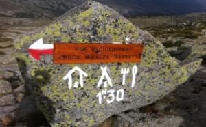 Zoom sur le GR 20 par l'équipe de TF1 en Corse