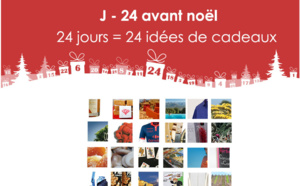 Le calendrier de l'Avent...de Corsicamore