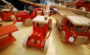 Des jouets en bois...fatu in Corsica
