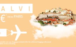 La compagnie ASL Airlines relie Calvi à Paris CDG
