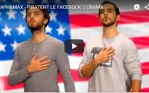 Raph, Max et Obama