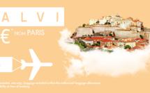 Vol Paris Calvi avec ASL Airlines